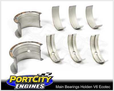 CAMSHAFT BEARING SET HOLDEN COMMODORE VS VT VX VY 3.8L L67 SUPERCHARGED