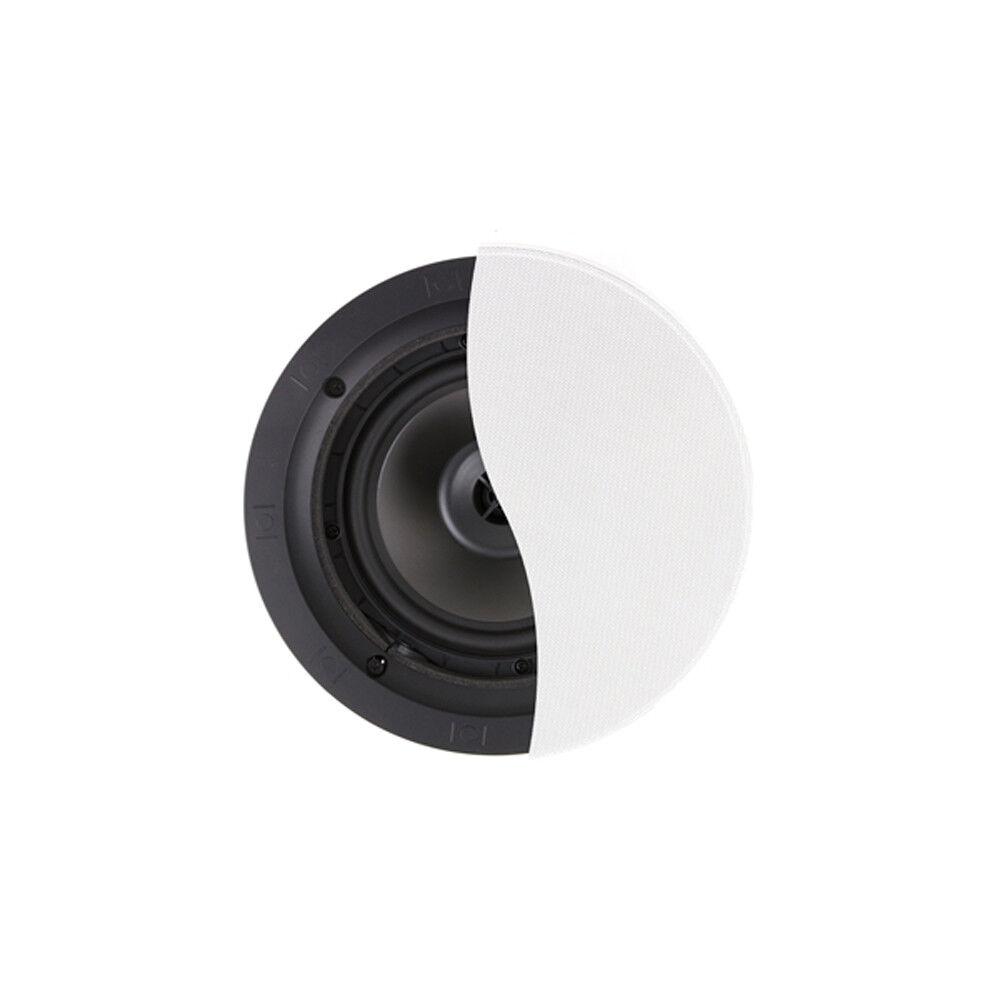 Klipsch CDT-2650-C-II White In-Ceiling Speaker