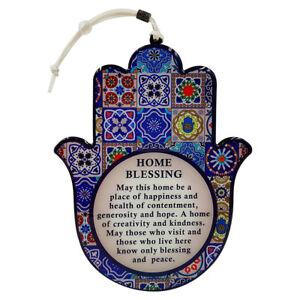 Hamsa Hand Wall Decor Home Blessing