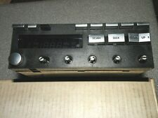 VINTAGE RARE 1980s 280ZX 810 AM-FM (MPX) RADIO CHASSIS 28022-89910 NOS NISSAN