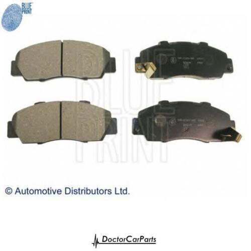 Plaquettes de frein avant pour HONDA SHUTTLE 2.3 97-04 F23A7 Monospace essence 150 ch ADL
