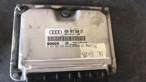 2002 Audi S8 ecm ecu computer 4D0 907 560 CF