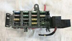 92 93 mercedes benz w140 s500 fuse box rear trunk fuse relay box Mercedes-Benz Parts Diagrams image is loading 92 93 mercedes benz w140 s500 fuse box