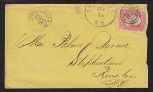 1865-Syracuse-NY-bullseye-duplex-S-P-Pierce-amp-Co