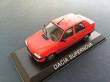 DACIA SUPERNOVA  MODEL DIECAST IXO / IST LEGENDARY CARS 1/43 B46