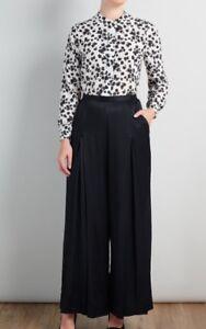 Long-Wide-Leg-Trousers-In-Black-Size-10-By-Bruce-Oldfield