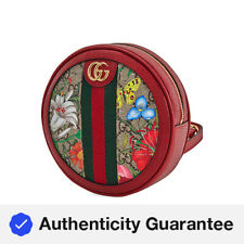Gucci Ophidia GG Flora Mini Backpack In Red 598661 92YBC 8722