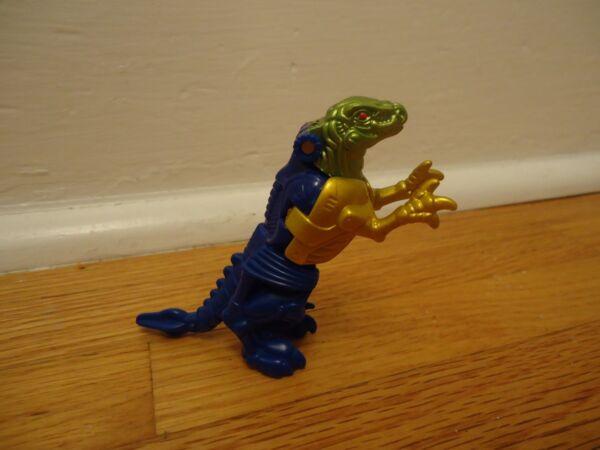 1997 Transformateurs Takara Hasbro Lézard T-rex Beast Wars