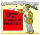 Cloudy with a Chance of Meatballs by Judy Barrett (Mixed media product, 1985)