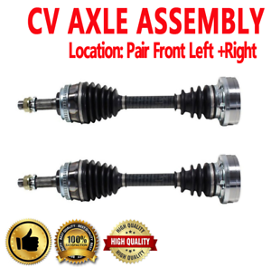 Driver or Passenger Side Left or Right Front GSP NCV69511 CV Axle Shaft Assembly