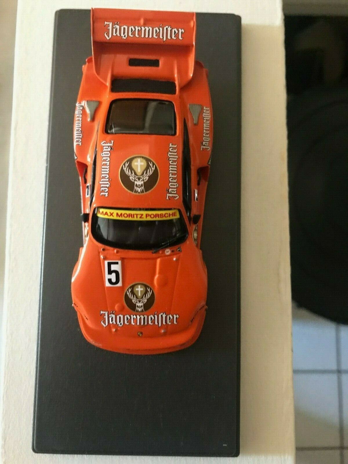 Porsche 935 Jagermeister Car   5 Nurburgring  78  1 43 Madyero built by Remember