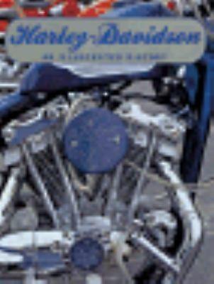NEW - Harley-Davidson: An Illustrated History by Barrington, Shaun