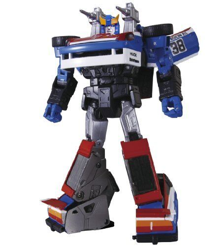 TRANSFORMERS MASTERPIECE MP-19 SMOKESCREEN Action Figure TAKARA TOMY NEW Japan