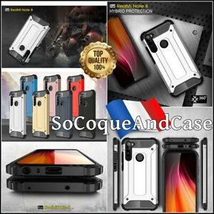 Etui-coque-housse-Antichoc-Shockproof-Hybride-Case-Cover-Xiaomi-Redmi-Note-8
