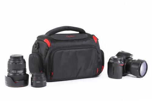 HD DV Videocámara Hombro caso Bolsa para Canon LEGRIA HF G40 G26