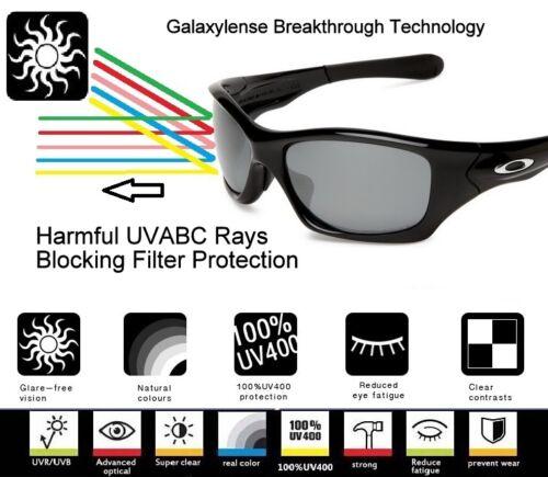 719a8c93b4 Para Squared Gafas Fives Lentes Repuesto Sol De Oakley Amarillo Galaxy  Xx7pqwX