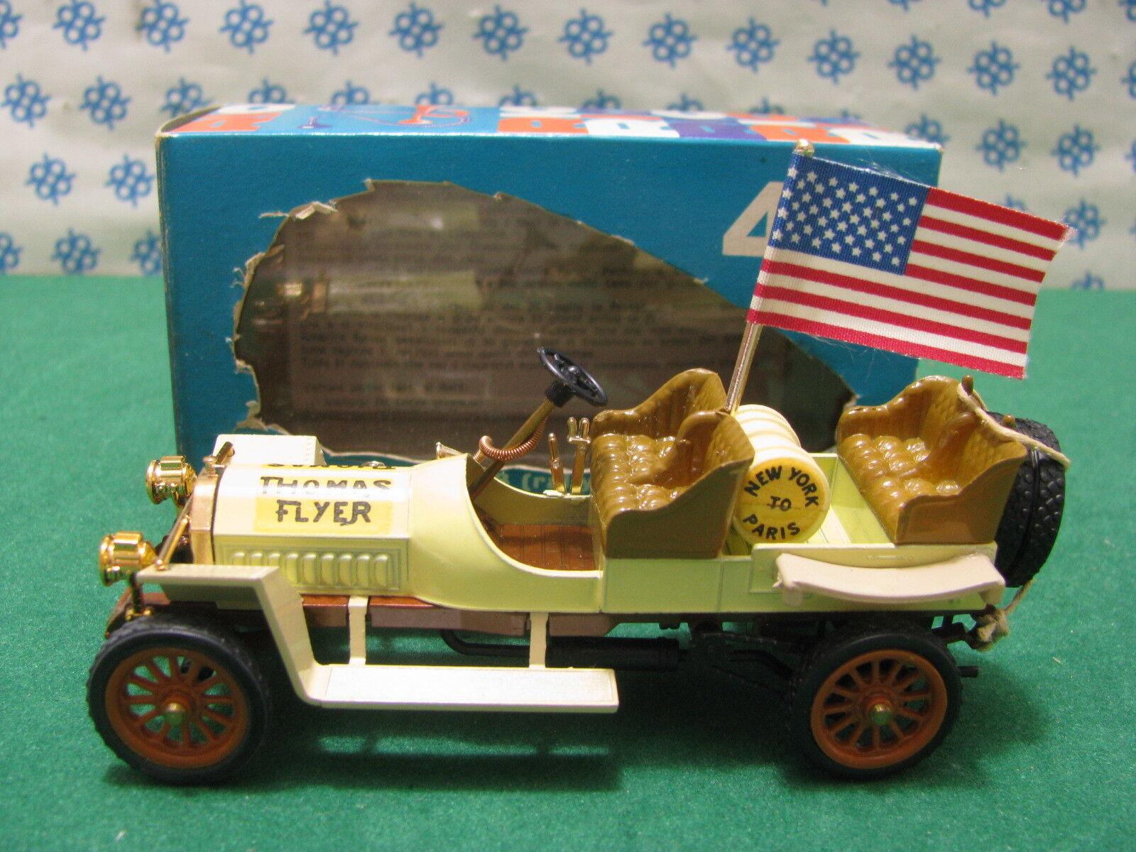 Thomas Flyer 1908 Rally New York-Parigi - 1 43 Rio N° 47