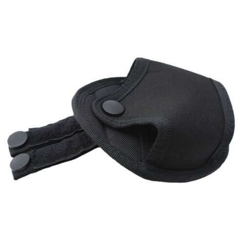 Universal Tactical Handcuff Bag Hunting Handcuff Case Pouch Waist Pockets TO