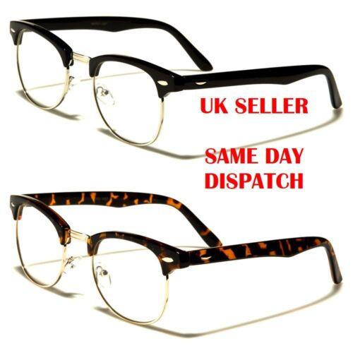 Nerd Quality Classic Round Designer Unisex Womens Mens Clear Lens glasses 27