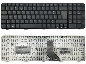 HP-PAVILLION-G60-G60T-G60T-G61-G71-Compaq-CQ60-CQ60Z-Nuova-tastiera-UK-509727-031