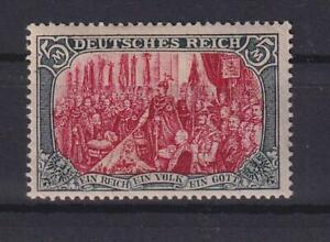 DR 81 A b Germania 5 Mark ungebraucht mit Originalgummi (et31)