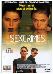 DVD-Sexcrimes-Occasion