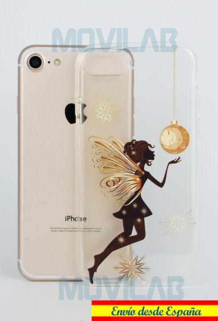 Funda carcasa gel / TPU Apple Iphone 7 / 8 transparente dibujos