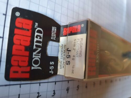 4gr-Ireland Rapala Jointed Floating Jointed-J 5-S 5cm