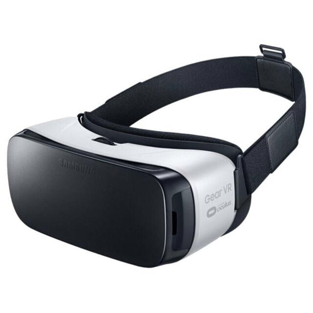 Samsung Gear VR (SM-R322, For S7, S7 edge, Note5, S6, S6 edge) - White - [Au Sto