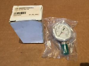 MILLIPORE-GA0001506085-Gauge-S122-0-100-PSI-BAR-VSM