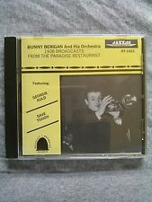1938 Broadcasts at the Paradise Restaurant by Bunny Berigan (CD, Sep-1992, Jazz Hour)