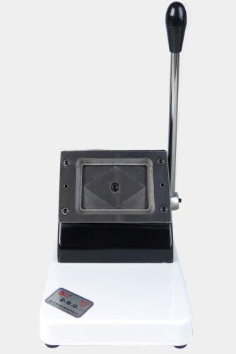 Heavy Duty VIP Card ID Card PVC Credit Card Die Cutter Round Corner 86×54mm