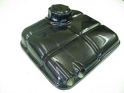 Ford Focus Boîte à fusibles Housse Fibre de Carbone ABS Plastique MK2 MK3 RS ST