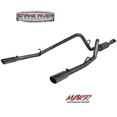 """MBRP 3/"""" Cat Back Exhaust System for 03-07 Chevy Silverado//GMC Sierra 4.8//5.3L"""