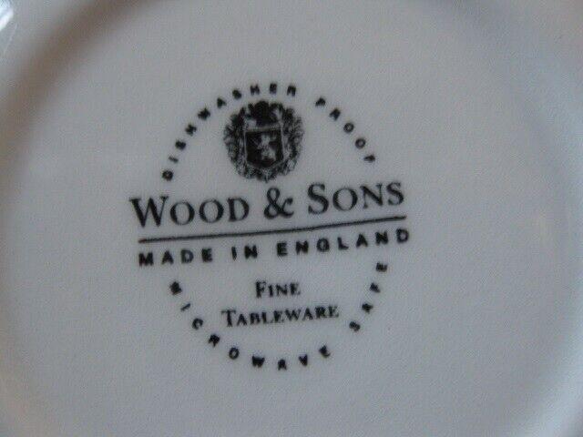 Porcelæn, skål til have elskeren, Wood & Sons (England)