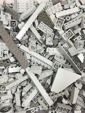 Lego 1/2 Pound Lb Random Light & Dark Old Gray Bricks From Bulk Lot Castle Star