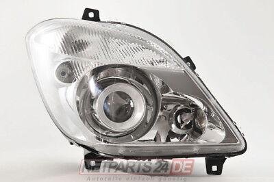 D1S//H7 Kurvenlicht Bi-Xenon Scheinwerfer Set SPRINTER 906 06//06