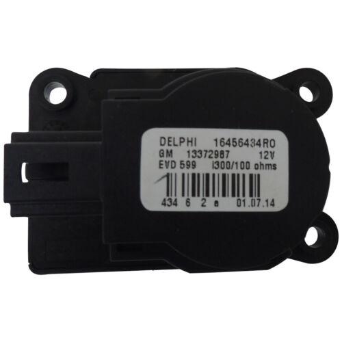 15-74224 Blend Door//Temperature Valve Actuator LaCrosse Cruze Malibu 13372987