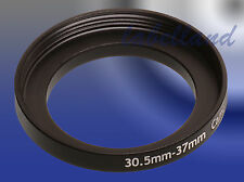 30.5mm-37mm Filter Adaptor Ring Converts 30.5mm lens thread to 37mm Step-Up