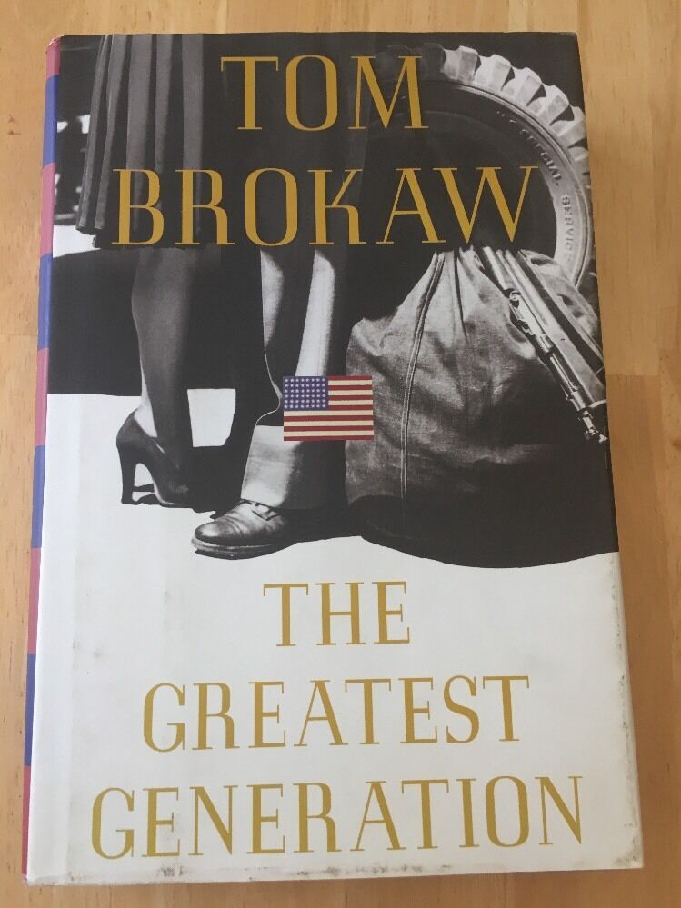 a book analysis of the greatest generation by tom brokaw Tom brokaw this study guide consists of approximately 26 pages of chapter summaries, quotes, character analysis, themes, and more - everything you need to sharpen your knowledge of the greatest generation.