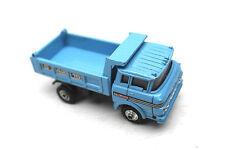 Siku Shinsei Mini Power GMC Dump Truck Blue G4215 Die Cast Metal Construction
