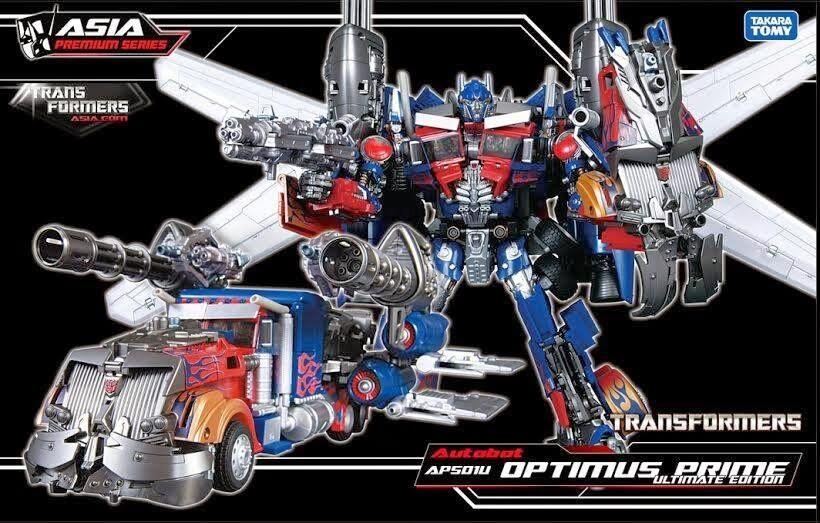 Takara APS-01U Transformers Transformers Transformers Ultimate Series Optimus Prime Asia Exclusive 912262