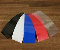 Akku Schrumpfschlauch von 13mm Ø bis 127mm Ø extrem dünnwandig / viele Farben