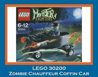 LEGO Monster Fighters Coffin Car (30200) Exclusive Polybag - 6014735