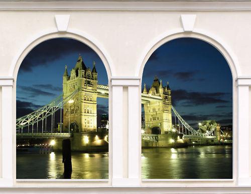 Aufkleber Schein Auge 2 Bögen Londres