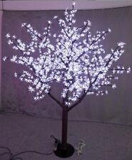 LED Christmas Light Cherry Tree 5FT Height Waterproof 480pcs LEDs White Outdoors