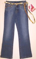 That's So Raven Girl's Jeans With Gold Belt, 8, $38
