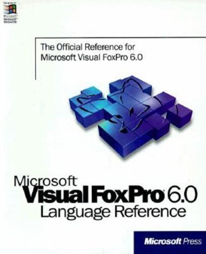 Microsoft Visual FoxPro: Language Reference [ Microsoft Press ] Used - Good