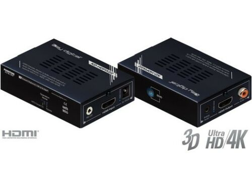 Key Digital KD-HDFIX22 HDMI Extender//Booster//Buffer of EDID w Audio De-Embedder