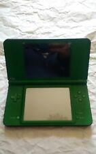 console Nintendo DS XL verde green ottima